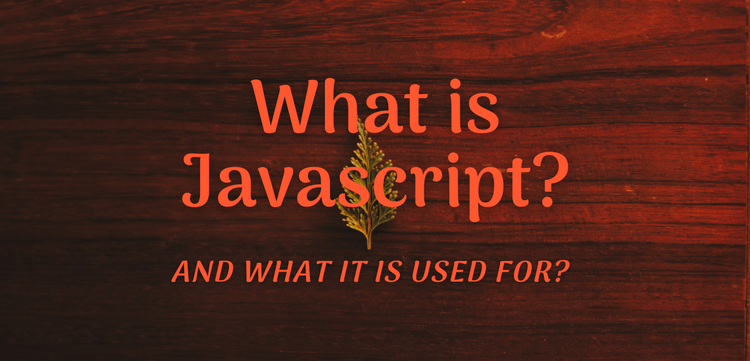 What is JavaScript, and for what it's used?
